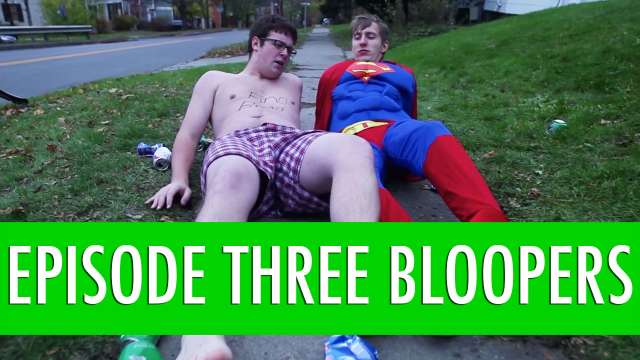 John and Kyle Episode 3 Bloopers with John Horan and Kyle Vorbach
