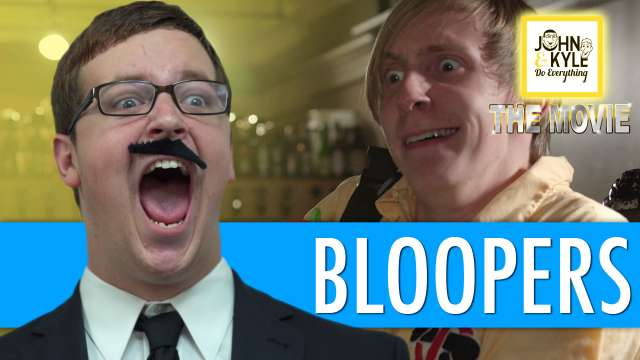 Future Boyfriends Comedy - Bloopers from John and Kyle Do Everything: The Movie, a comedy short film