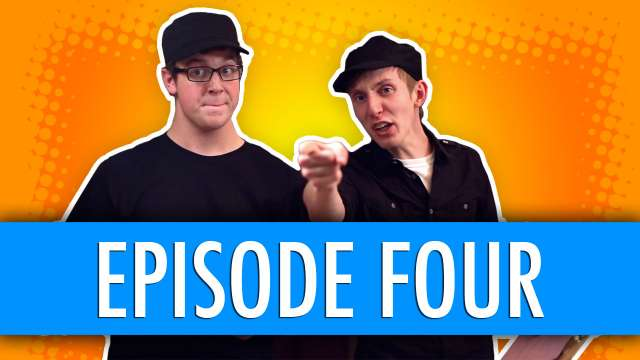 "Future Boyfriends Comedy - John and Kyle Do Everything Episode 3: ""Cut, Cut, Cut!"""