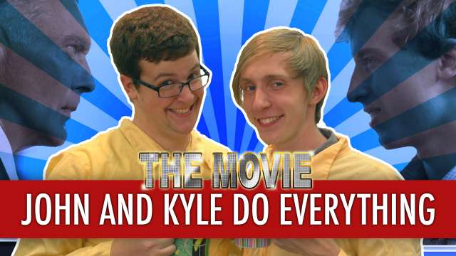 Future Boyfriends Comedy - John and Kyle Do Everything: The Movie, a comedy short film by Future Boyfriends