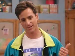 Bob Saget on Full House