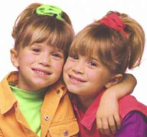 Olsen Twins on Full House