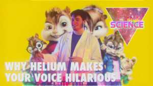 High Science Why Does Helium Make Your Voice Hilarious
