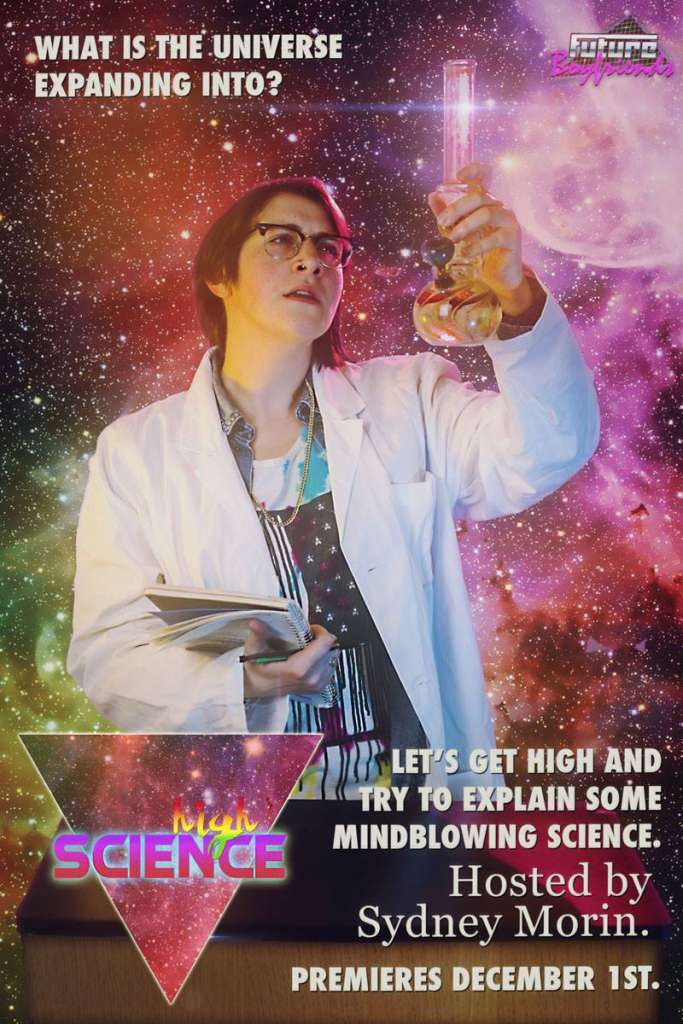 High Science by Future Boyfriends Poster