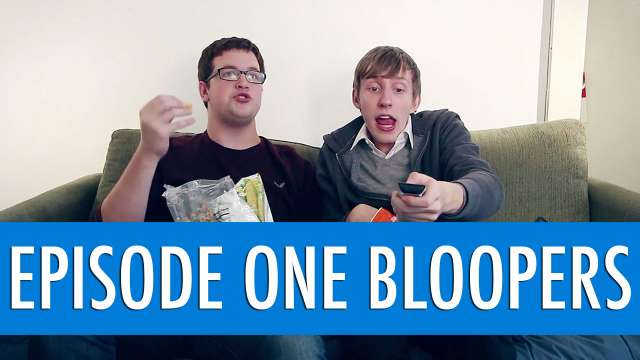 Future Boyfriends Comedy - John and Kyle Episode 1 Bloopers with John Horan and Kyle Vorbach