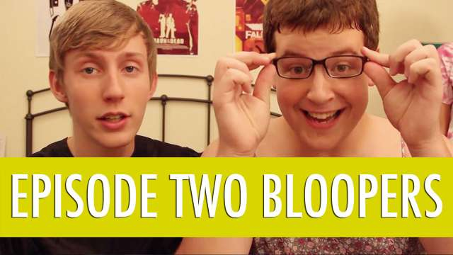 John and Kyle Episode 2 Bloopers with John Horan and Kyle Vorbach