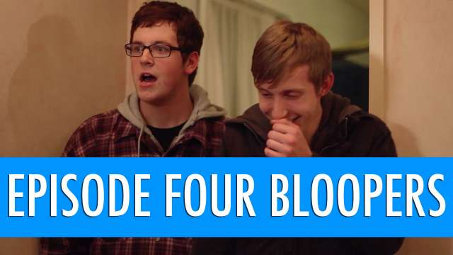 John and Kyle Episode 4 Bloopers with John Horan and Kyle Vorbach