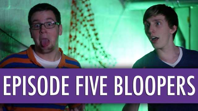 John and Kyle Episode 5 Bloopers with John Horan and Kyle Vorbach